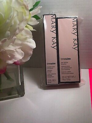 Lot Of Mary Kay TimeWise Age Fighting Lip Primer & Targeted-action Line Reducer