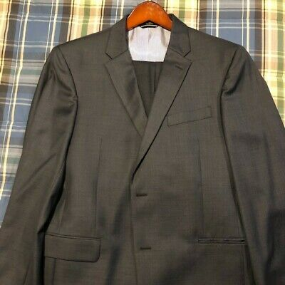 Tommy Hilfiger Navy Suit - Jacket: 42R, Pants: 36/30, Pre-Owned