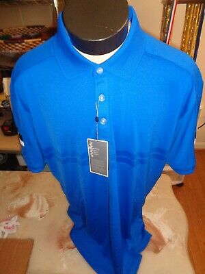 $85 Callaway Golf Polo Shirt Blue 1X