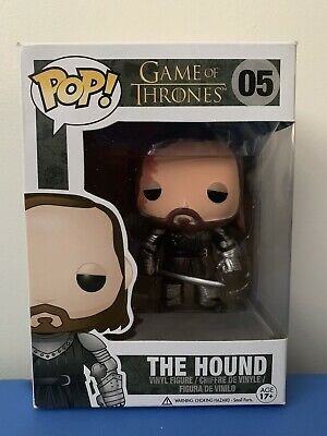 The Hound Funko Pop Game of Thrones