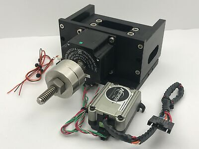 Linear Actuator IMS MForce MicroDrive, Haydon NEMA 23 Stepper, IGUS Bearings