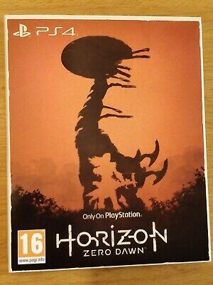 Horizon Zero Dawn Complete The Only On Playstation Collection (Ps4) New Sealed