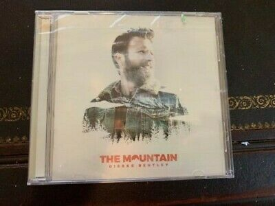 """BRAND NEW Dierks Bentley """"The Mountain"""" CD ~ FREE SHIPPING"""
