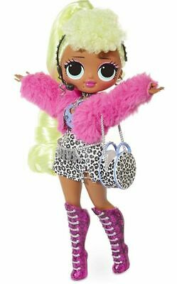 New in Box LOL Surprise! OMG LADY DIVA Fashion Doll Big Sister Series