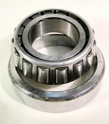 USSR GPZ 7206 / 30206 SKF NSK Tapered Roller Bearing New Old Stock 30x62x17.25mm