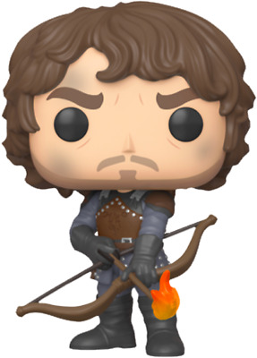 FUNKO POP! Game of Thrones - Theon Greyjoy with Flaming Arrows