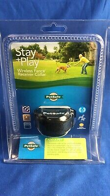 PetSafe PIF00-14288 Rechargeable Dog Fence Collar Receiver & Charger NEW