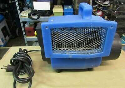 Double K Challengair 550 Pet Dog Grooming Cage Table Dryer Blower Fan w/Heater