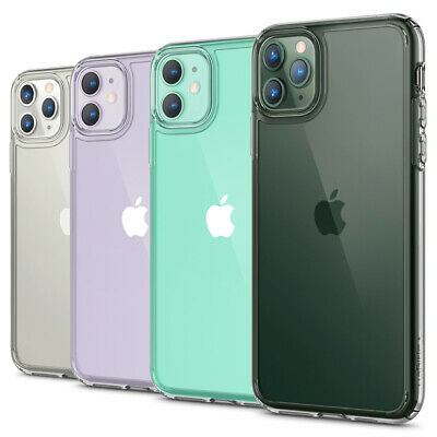 iPhone 11, 11 Pro, 11 Pro Max Case | Spigen® [Ultra Hybrid] Clear Cover