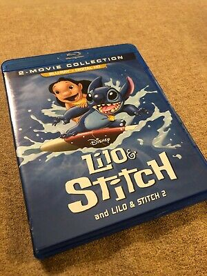 Disney Lilo & Stitch 2-Movie Collection Blu-ray - No Digital