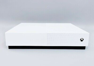 Xbox One S All Digital Edition 1681 1TB Game Console w/ Controler - White