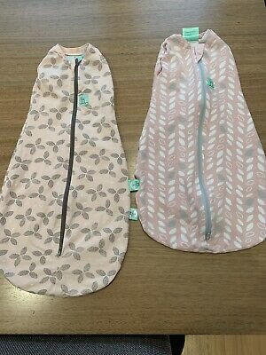 Ergopouch 0.2tog Sleeping Bags X 2 0-3 Months