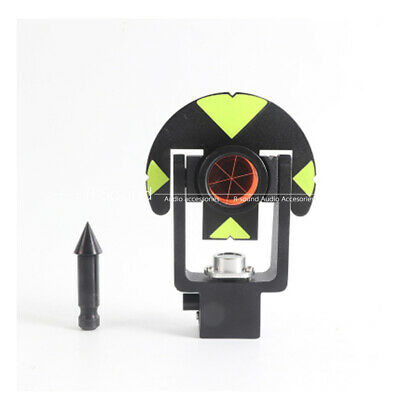 New Metal Mini Reflective Prism for Leica Total Station Replaces GMP101