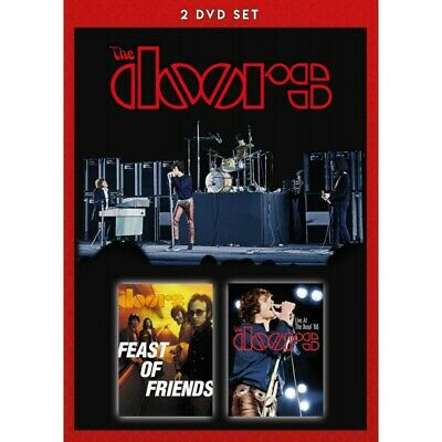 DVD The Doors - Feast Of Friends+Live At The Hollywood Bowl (2 Dvd) 503450413347