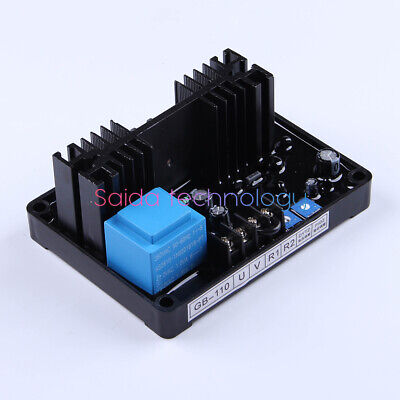 GB-110 AVR electronic integrated circuit phase compound excitation generator