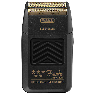 Wahl 5 Star Finale Lithium-Ion Super Close Hair Shaver / Trimmer WA8164-412