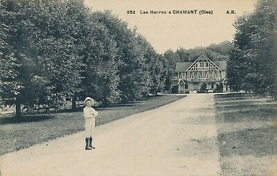 CPA - France - (60) Oise - Les Harras a Chamant