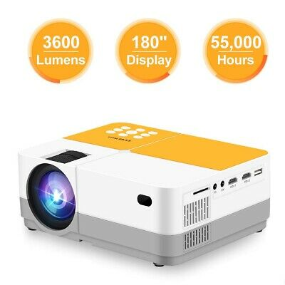hd projector Turewell H3  3600 Lumens. 720p