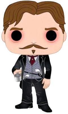 FUNKO POP! Tombstone - Doc Holliday with Cup - Limited