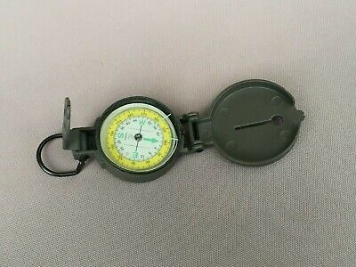 Vintage ENGINEER DIRECTIONAL COMPASS, Metal Case.....