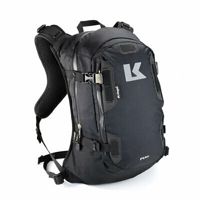 New kriega R20 Backpack Waterproof Motorcycle Luggage Bag Back Pack Rucksack
