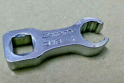 """Snap On 1/4"""" Drive 5/16"""" Flank Drive Crows Foot Spanner MOD Stock"""
