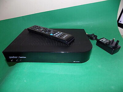 Huawei DN372T YouView Talktalk Twin Tuner Freeview HD 320GB Recorder Receiver