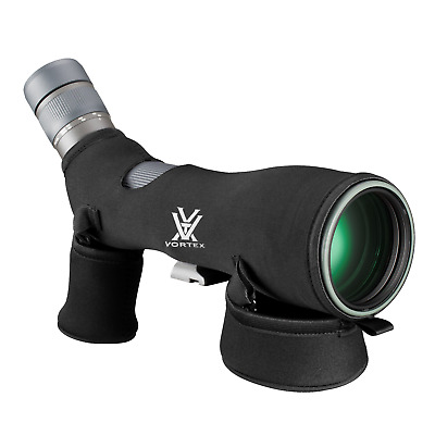 Vortex Neoprene case for latest version of Razor HD 65mm Angled Spotting scope.