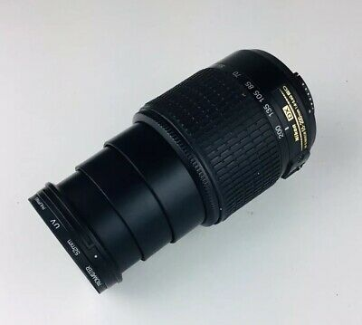 NIKON DX AF-S NIKKOR 55-200mm 1:4-5.6G ED LENS Parts or repair