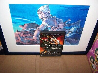 Appleseed - Standard Edition - USED - Anime DVD - Geneon 2005