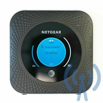 NETGEAR Nighthawk MR1100 LTE Mobile Hotspot Router AT&T Unlimited Data Plan $35