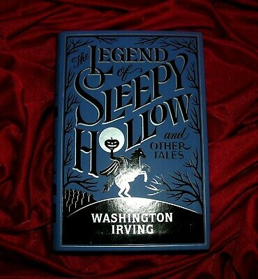 The Legend of Sleepy Hollow and Other Tales By Washington Irving ~ FIRST EDITION