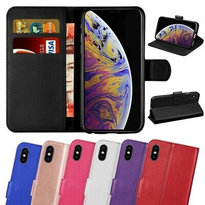 PU Leather Magnetic Shockproof Wallet Phone Flip Case For Apple iphone 11 Pro