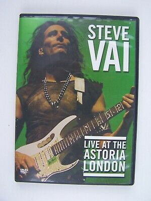 Steve Vai - Live at the Astoria London DVD