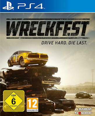 THQ Nordic Wreckfest (PlayStation 4)