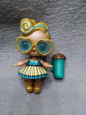 ORIGINAL Ultra Rare LOL Surprise Dolls 24K GOLD LUXE SERIES 2 WAVE 2 Big Sister
