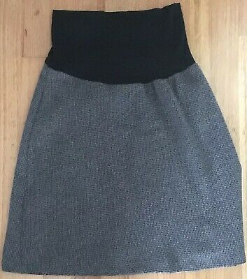 Pea In A Pod Maternity Work Skirt (Size 8)