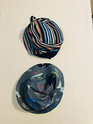 Toddler Boy Summer Bucket Hats Multi Color 2T