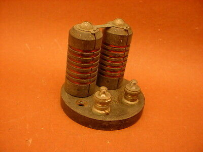 Cossor Melody Maker Kit R.f. Choke & Terminal Strips * 1927/8 *  * Tested *