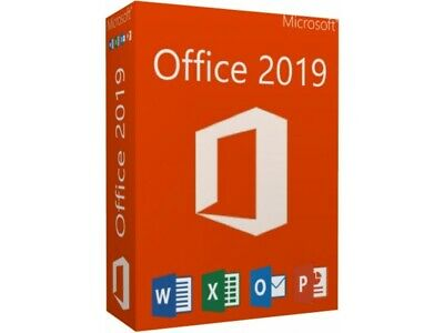 Office Pro Plus 2019 1pc 32 /64 BIT