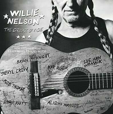 Willie Nelson - The Great Divide  CD