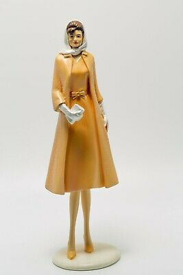 "Antique Hamilton Collection ""Glamourous Poise"" Jackie Kennedy Doll Collectible"