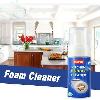 Antibacterial Cleaning Bubble Spray Clean Tool Magic Home Kitchen Supply Hot