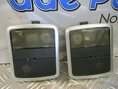 2014 Range Rover Sport L494 Rear Seat Light + Speaker *Pair* #21877