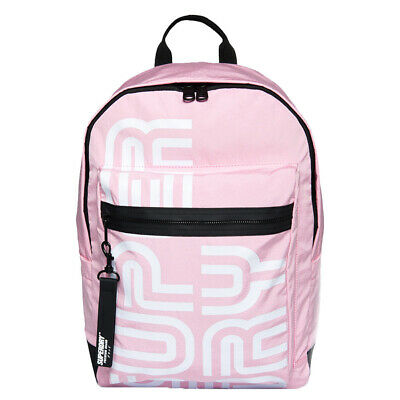 Superdry NEW Women's Nostalgia Backpack - Pale Pink BNWT