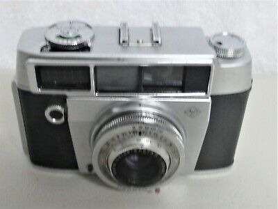 AGFA SILETTE L 35mm camera working nice condition
