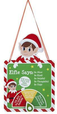 Elf Says Naughty Or Nice Meter Props On The Shelf Ideas Toy Christmas