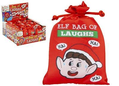 Electronic Elf Bag Of Laughs Props On The Shelf Ideas Toy Christma
