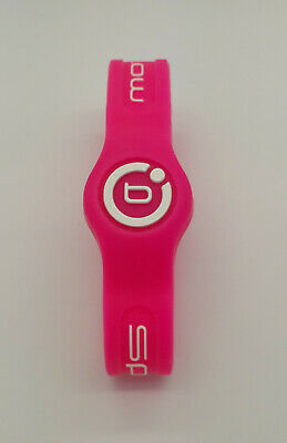 Bioflow Sport Magnetic Therapy Wristband - Pink - Medium - 19cm