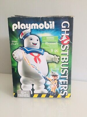PLAYMOBIL Ghostbusters 9221 : Fantôme Stay Puft